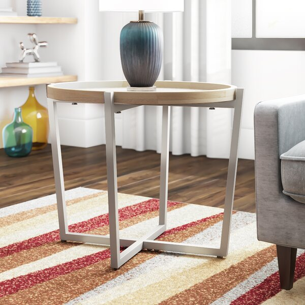 Richview End Table by Wrought Studio