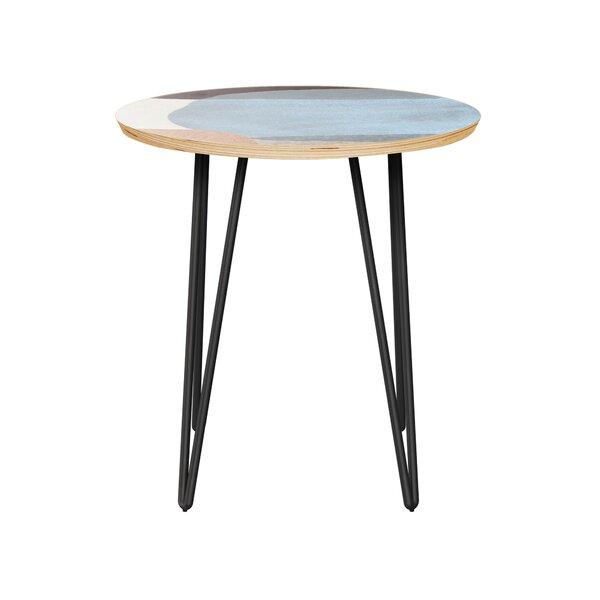 Eslick End Table by Corrigan Studio