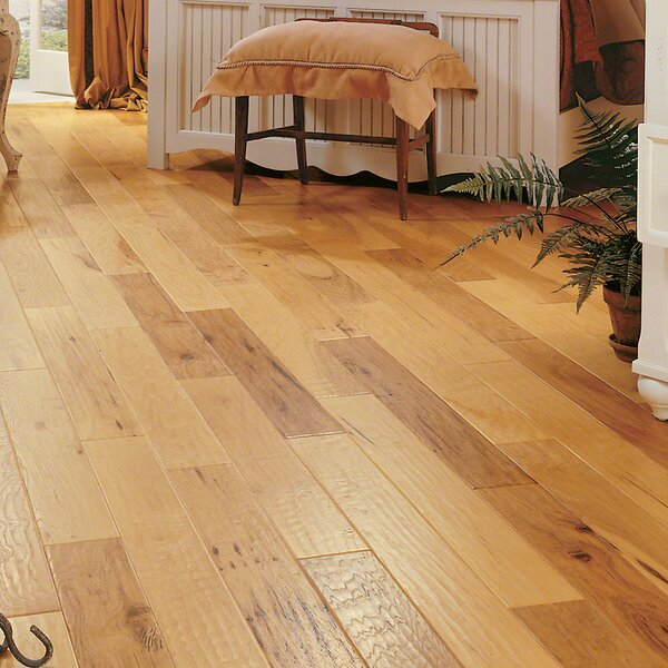 5 Engineered Hickory Hardwood Flooring in Gerard by Virginia Vintage