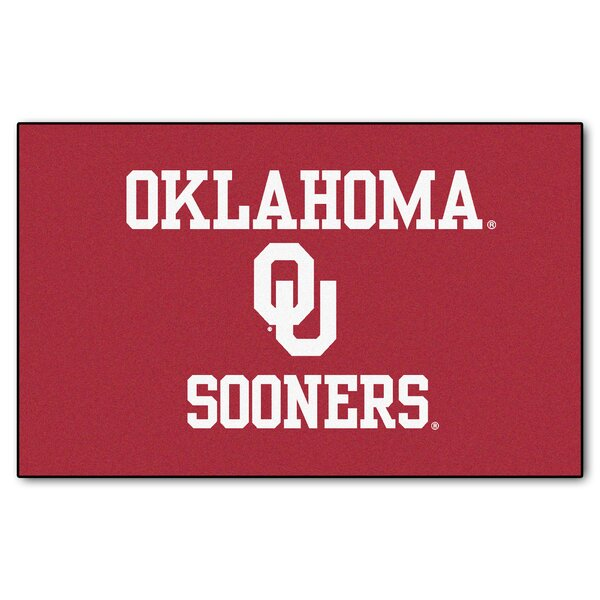 NCAA University of Oklahoma Ulti-Mat by FANMATS