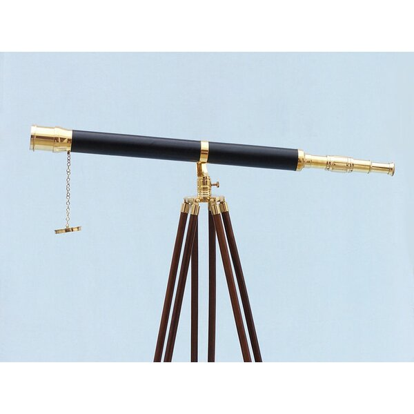 Galileo Refractor Telescope by Handcrafted Nautical Decor