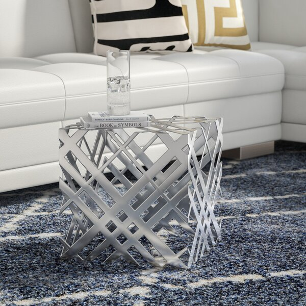 Leila End Table By Wade Logan