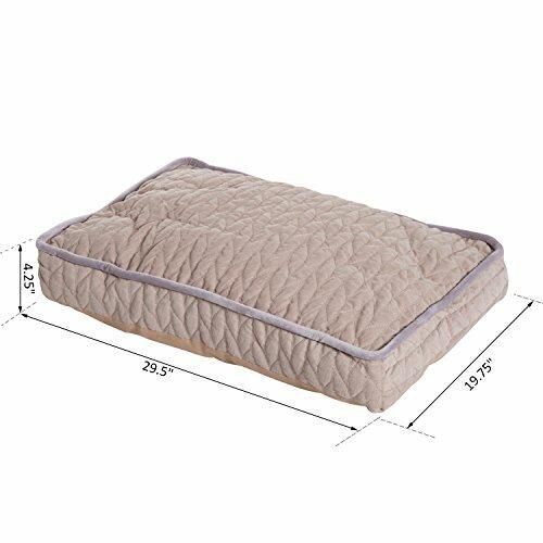 Gaen Deluxe Plush Cushioned Mat by Tucker Murphy Pet