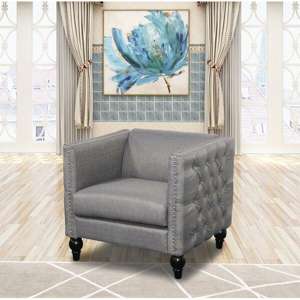 Annuziata Armchair by House of Hampton