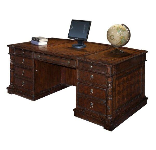 Cramlington Executive Desk by Fleur De Lis Living