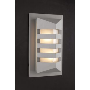 Price comparison Negrete 1-Light Outdoor Flush Mount By Latitude Run