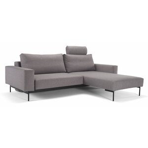 Ecksofa Bragi mit Bettfunktion von Innovation