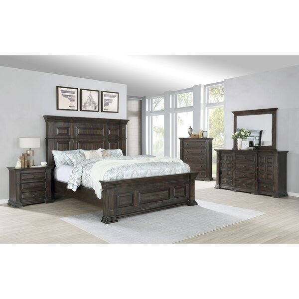 Mcsweeney Standard Configurable Bedroom Set by Darby Home Co