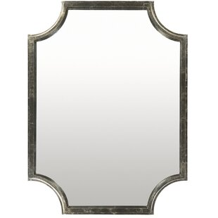 Willa Arlo Interiors Danica Metallic Accent Wall Mirror