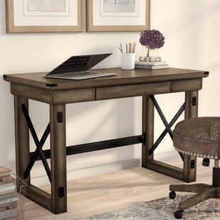 Best Choices Gladstone Writing Desk ByLaurel Foundry Modern Farmhouse