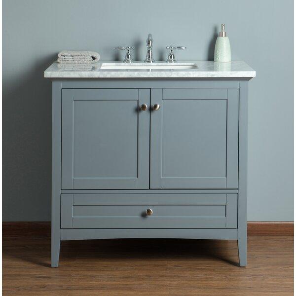 Chelton 36 Single Bathroom Vanity Set by Breakwater BayChelton 36 Single Bathroom Vanity Set by Breakwater Bay