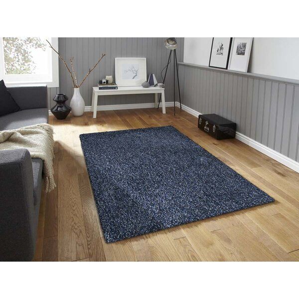 AMER Rugs Peacock Blue Area Rug U0026 Reviews | Wayfair