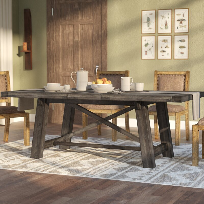 Laurel Foundry Modern Farmhouse Colborne Extendable Dining