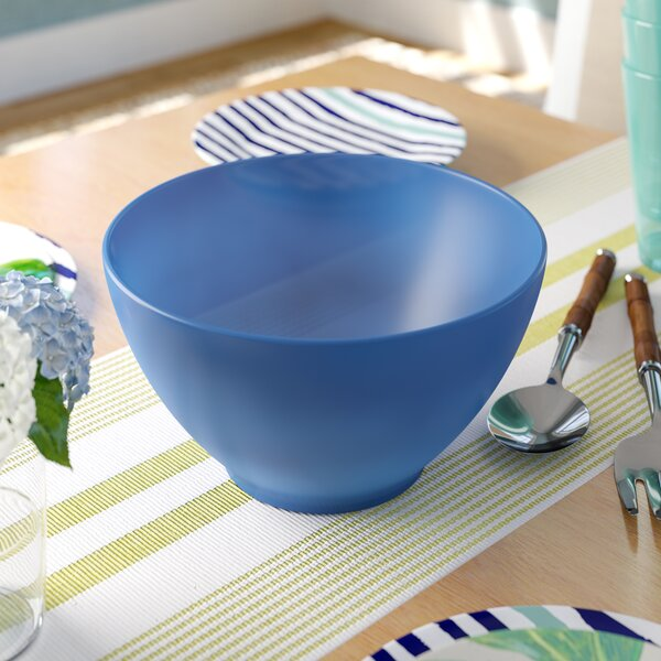 Caitlin Serving Bowl by Beachcrest Home