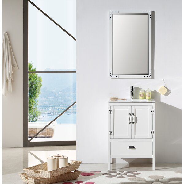 Glastonbury 24 Bathroom Vanity Set by Trent Austin DesignGlastonbury 24 Bathroom Vanity Set by Trent Austin Design