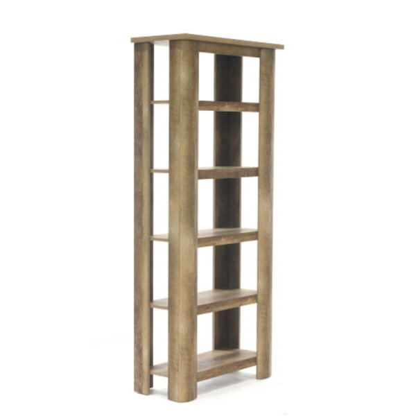 Comeau 5-Shelf Standard Bookcase By Foundry Select
