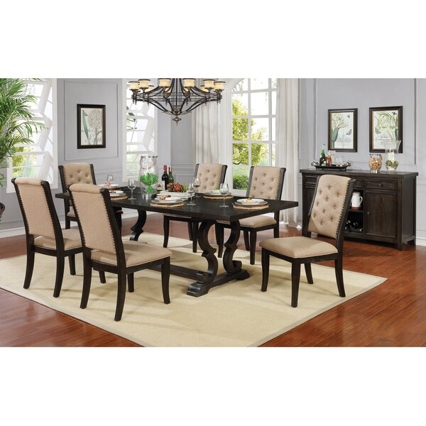 Levante Extendable 7 Piece Dining Set by Alcott Hill