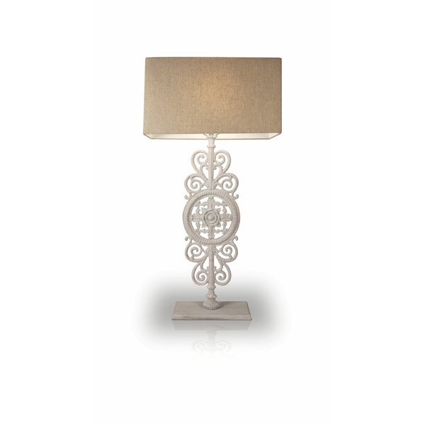Abhasa Light Works 35.5 Table Lamp by Quality Importers