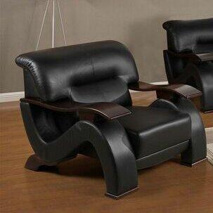 Elsa Club Chair by Beverly Fine Furniture