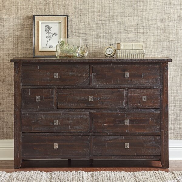 Cadwallader 9 Drawer Dresser by Darby Home Co