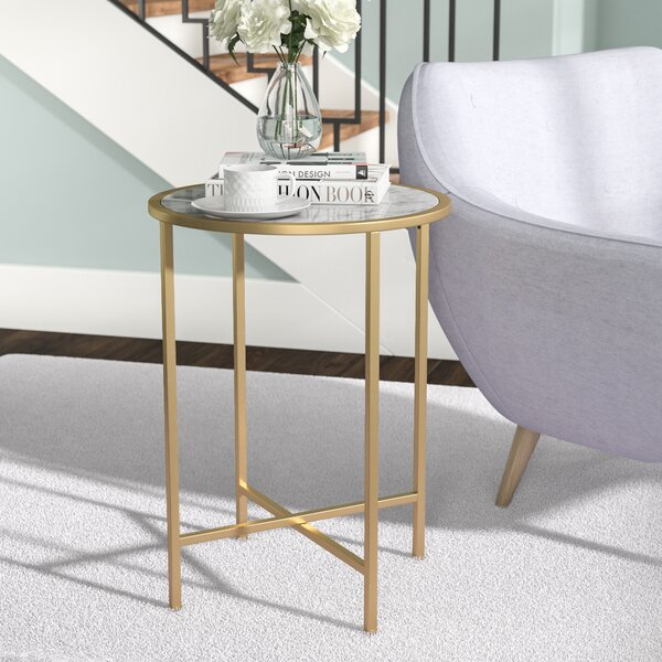 Daliah End Table by Willa Arlo Interiors