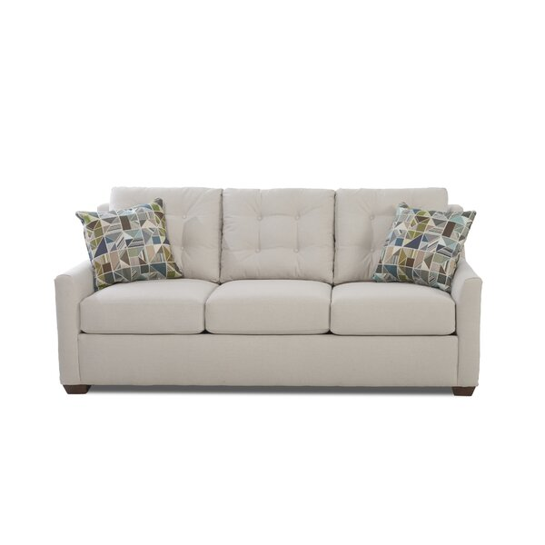 Closeout Selene Dreamquest Queen Sofa Bed by Alcott Hill by Alcott Hill