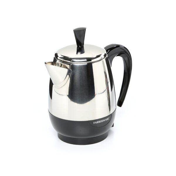 Kitchen Ease Stovetop Coffee Maker by Farberware
