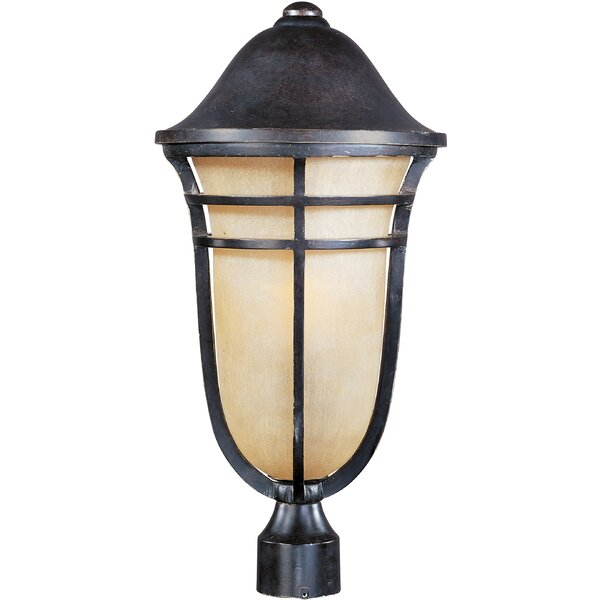 Monzon Outdoor 1-Light Lantern Head by Longshore Tides