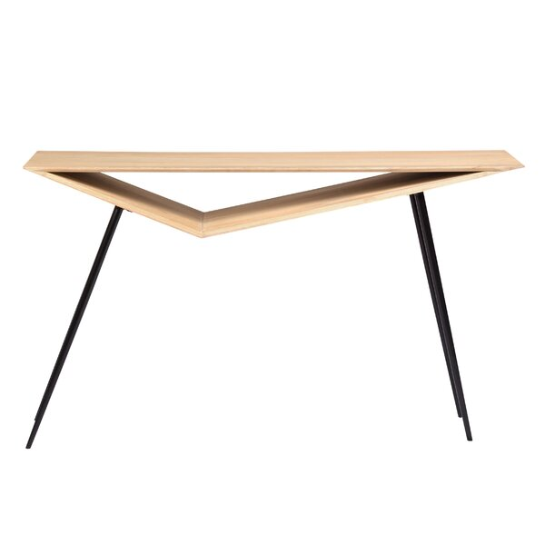 Arocho Contemporary Console Table By Foundry Select