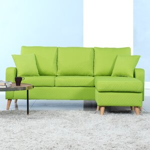 Northville Reversible Sectional : green sectional couch - Sectionals, Sofas & Couches