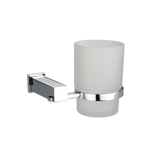 Square Series Toothbrush Holder by Dawn USA