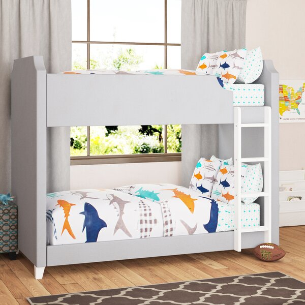 Edyth Twin over Twin Bunk Bed by Mack & Milo