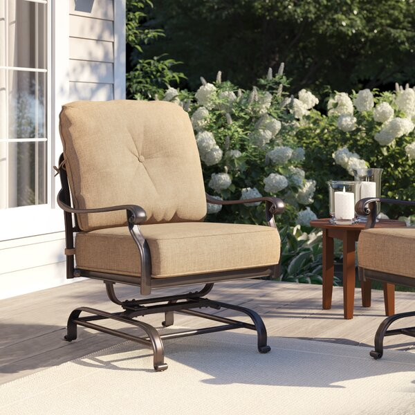 Lebanon Spring Base Club Chair with Cushions (Set of 2) by Three Posts Three Posts