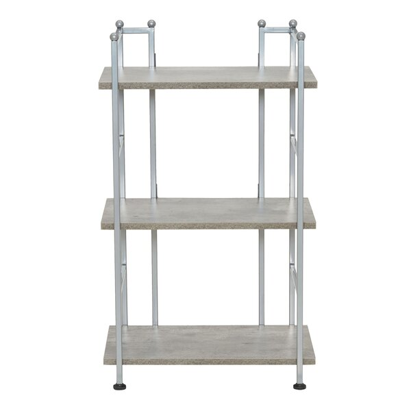 Joanna Narrow 18.11 W x 30.12 H Bathroom Shelf by Rebrilliant