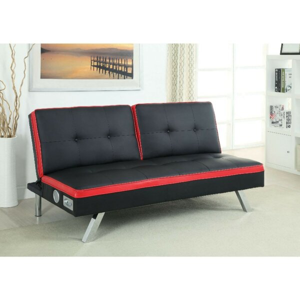 Rapp Futon Convertible Sofa by Latitude Run
