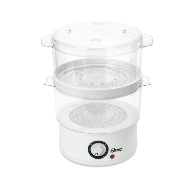 5 Quart Two Tiered Food Steamer by Oster