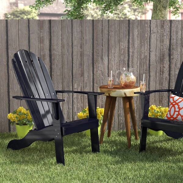 Fordyce Solid Wood Adirondack Chair By Andover Mills