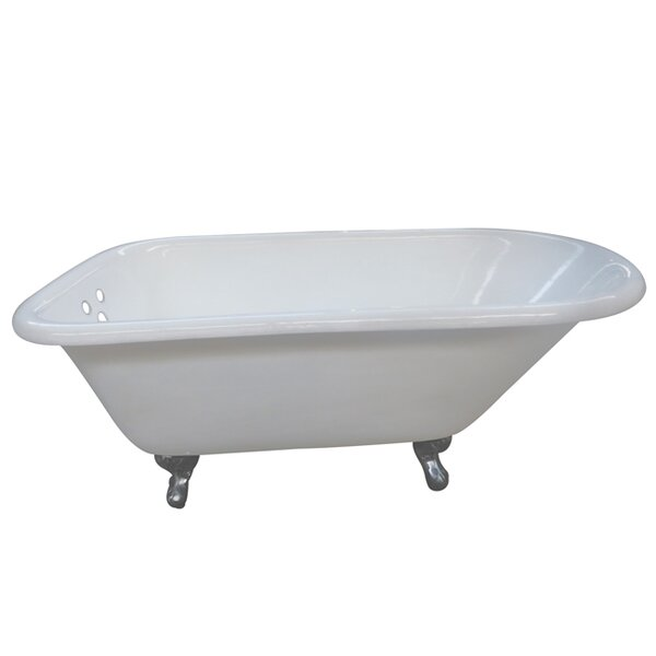 Aqua Eden 66 x 30 Soaking Bathtub by Kingston Brass