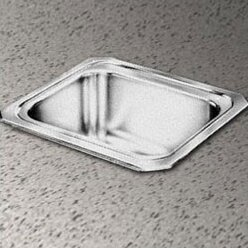 Gourmet 15 L x 15 W Top Mount Kitchen Sink by Elkay