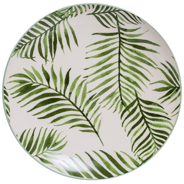 Swenson 8 Dinner Plate (Set of 4) by Bay Isle Home