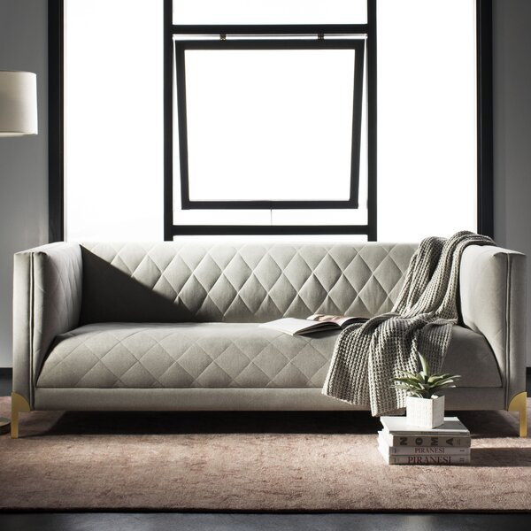Cheap But Quality Kohen Sofa by Everly Quinn by Everly Quinn