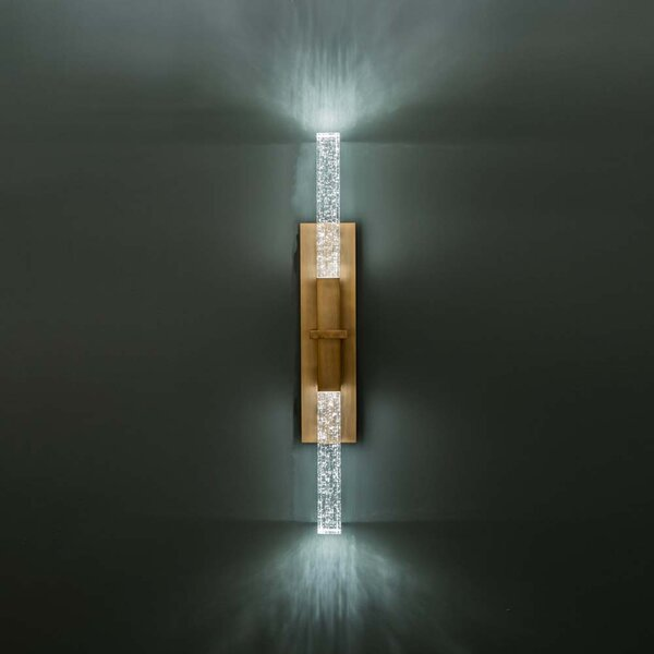 Cinema 2-Light LED Outdoor Sconce by Modern Forms