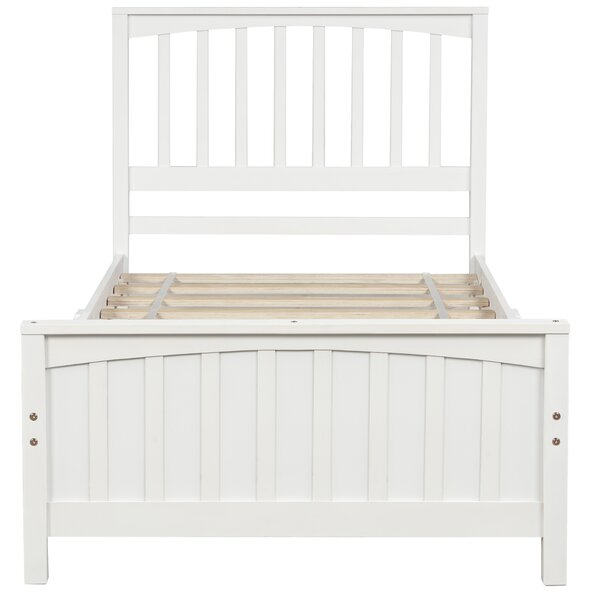 Palm City Twin Platform Bed by Gracie Oaks