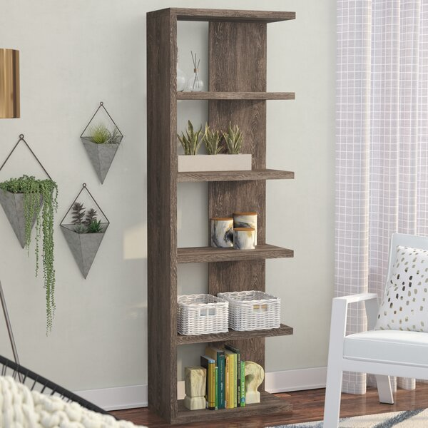 Zack Standard Bookcase by Zipcode Design