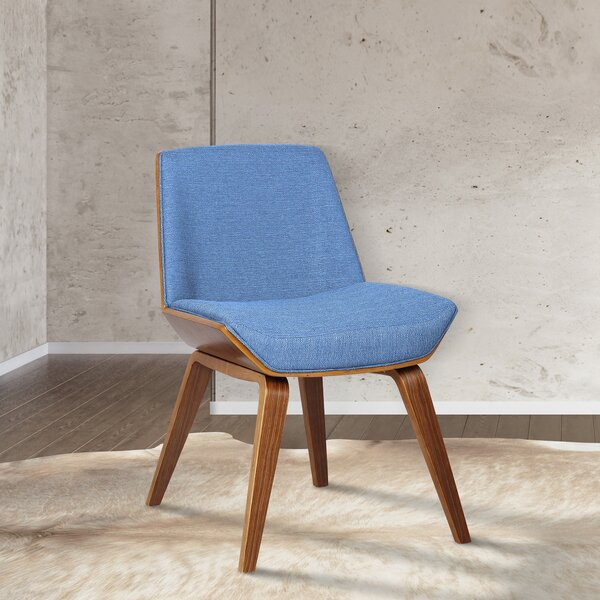 Chacon Upholstered Dining Chair by George Oliver