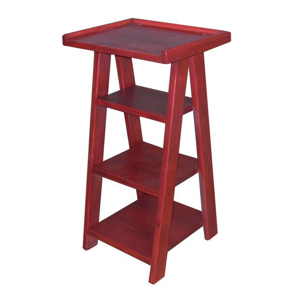 Manos Multi-Tiered End Table by Breakwater Bay Breakwater Bay