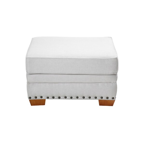 Hutchens Stationary Ottoman by Alcott Hill