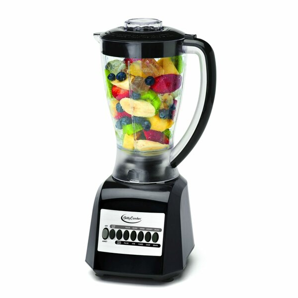 10 Speed Blender Set and Plastic Jar by Betty Crocker