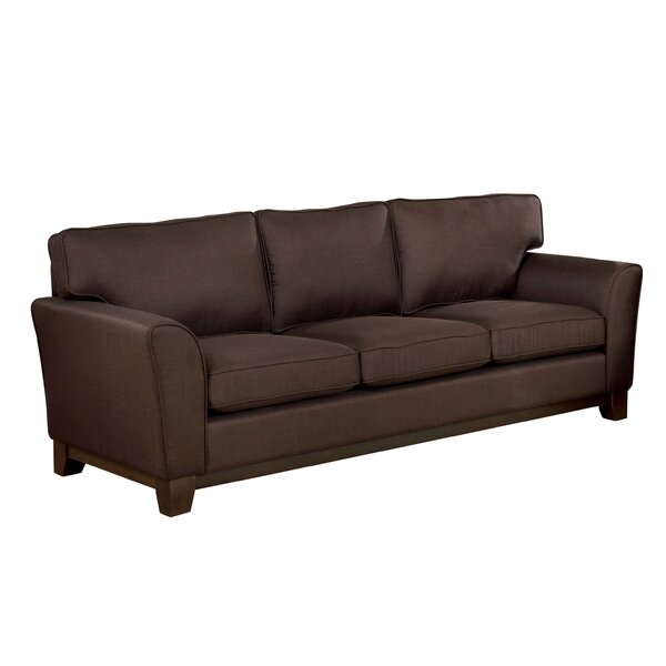 Review Eades Upholstered Sofa