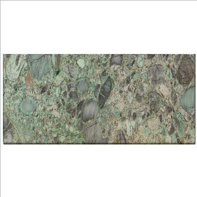 18 x 31 Polished Granite Tile in Emerald Green by MSI